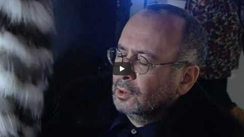 Съемка клипа гр. ПАющие Трусы с Петром Листерманом