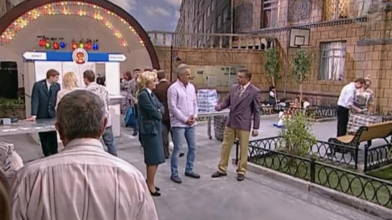 1 канал — Какие наши годы. 2011.