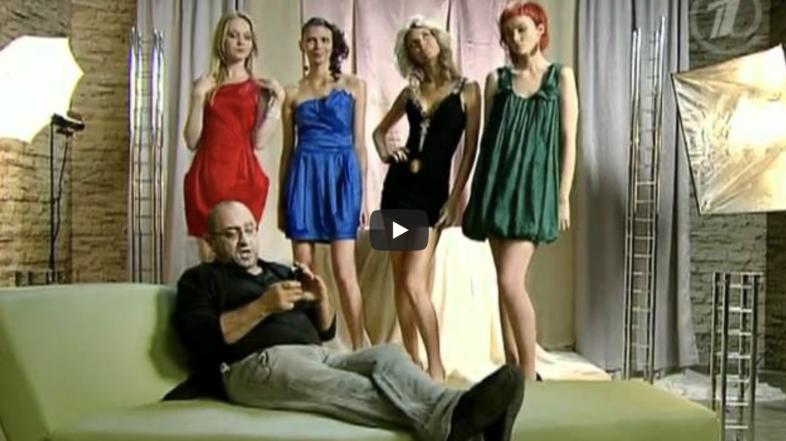 Листерман в жюри «Топ-модель по-русски».
