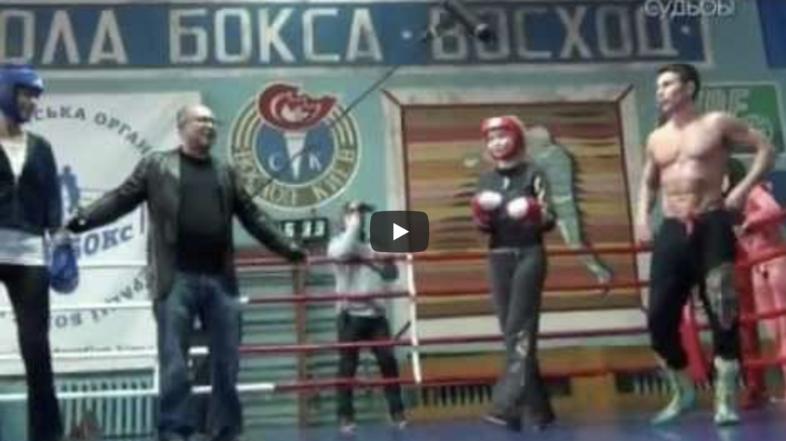 «Звонок судьбы» Выпуск 3: Выход девушек на боксерский ринг
